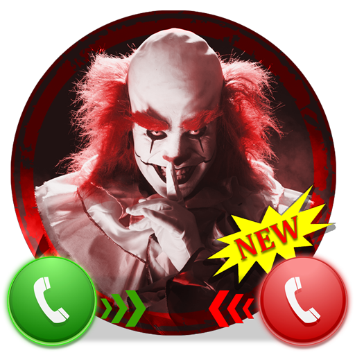 Spooky Killer Clown Fake Call (PRANK) -