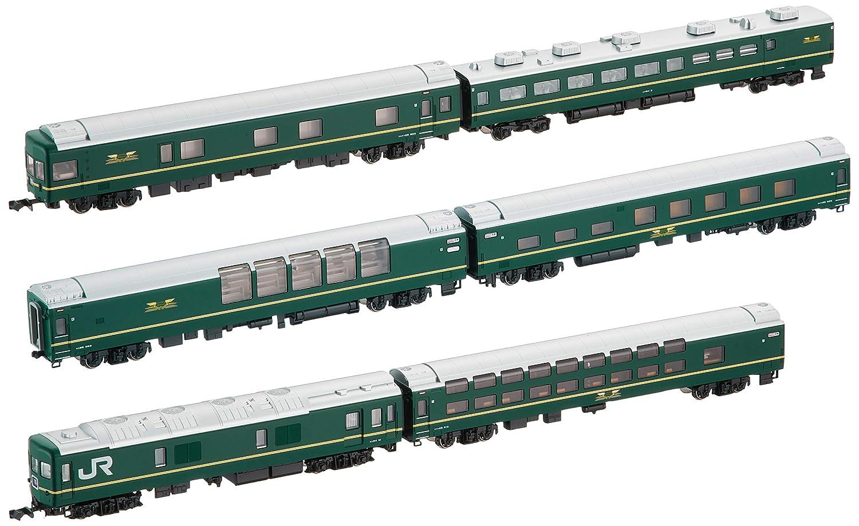 KATO Nゲージ 24系 トワイライトエクスプレス 基本 6両セット 10-869 鉄道模型 客車   B005Z1TS3Y