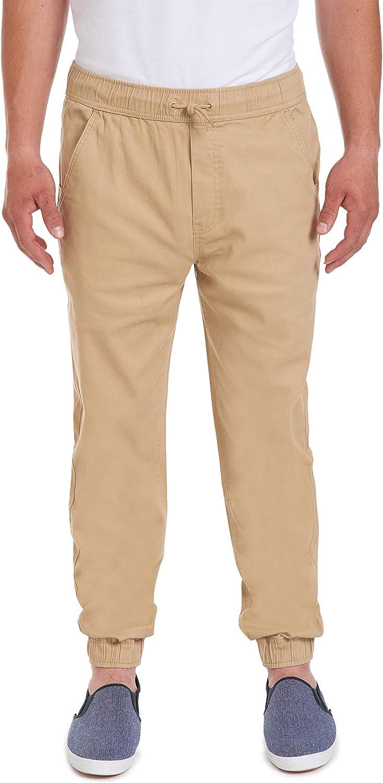 Nautica Mens Uniform Jogger Pant Track Pants