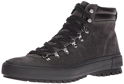 7292ab385 Amazon.com: FRYE Men's Ryan Lug Hiker Ankle Bootie: Shoes