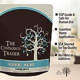 The Commodity Trader Boric Acid Granules - 1 lb