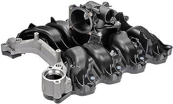 Dorman 615-375 Upper Intake Manifold with Molded Throttle Body