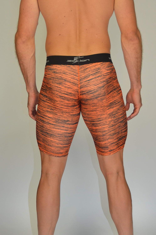 Zyklon Compression Shorts #Static Invasion