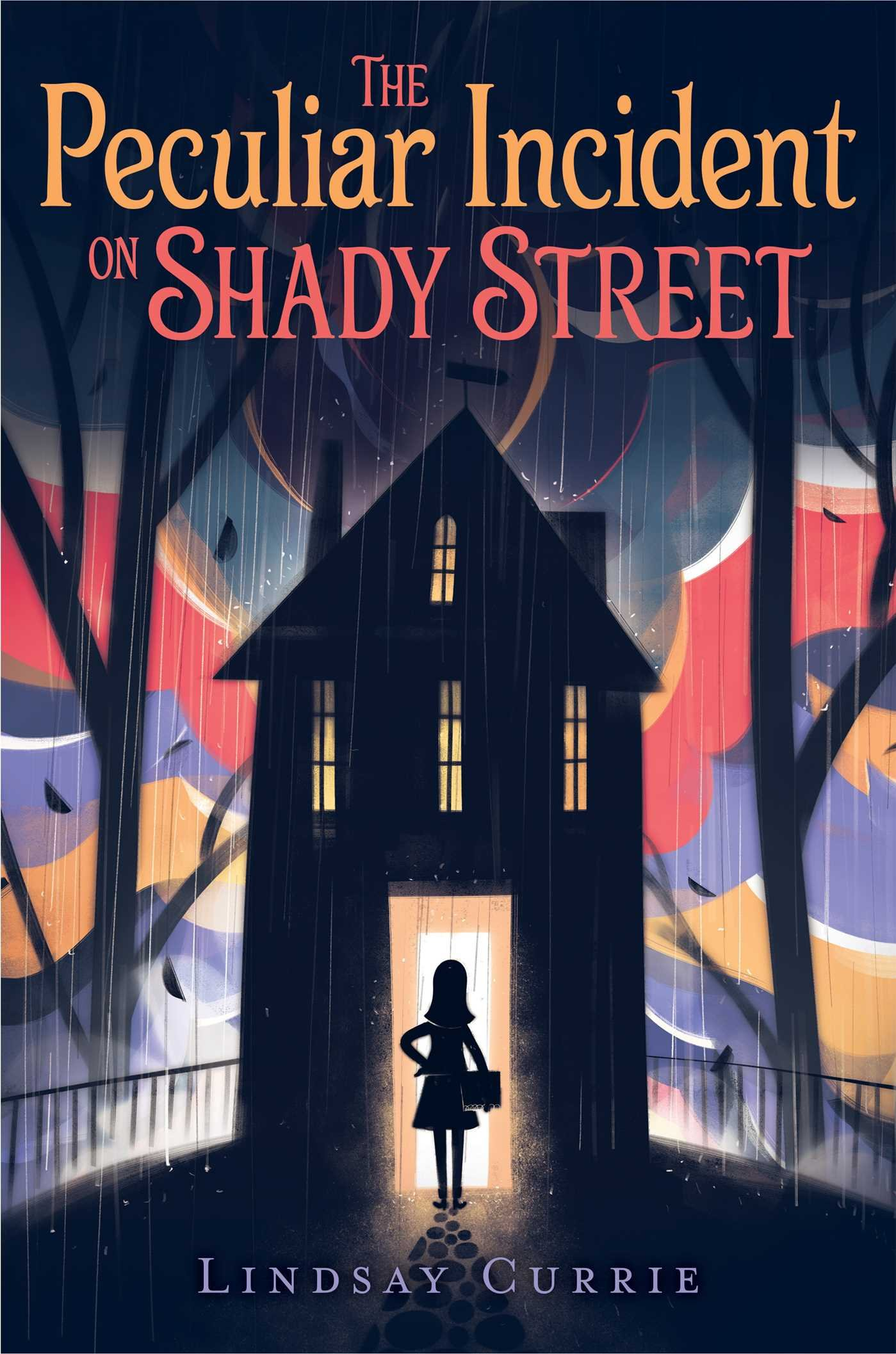amazon the peculiar incident on shady street lindsay currie