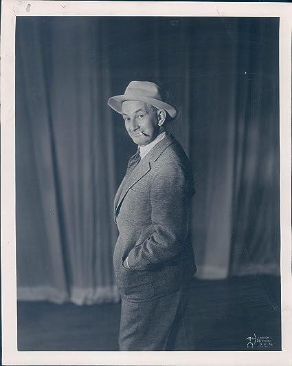 Amazon com: Vintage Photos 1937 Press Photo Leon Errol