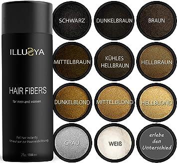 ILLUSYA® Fibras Capilares - Hair Fiber - Caída del cabello ...