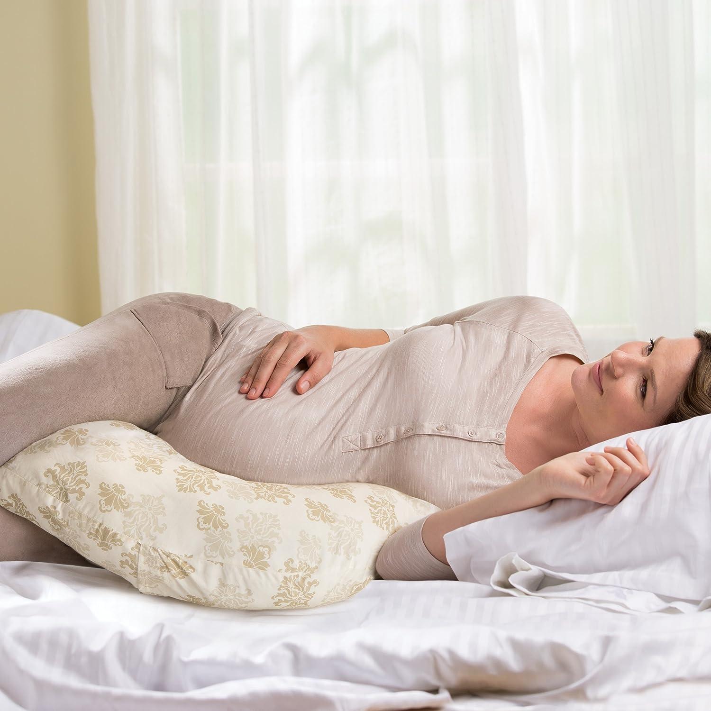 Amazon.com: Born Free Confort almohada del vientre: Baby