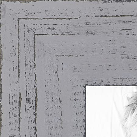 Arttoframes Picture Frame Grey 9 X 18 Amazoncouk Kitchen Home
