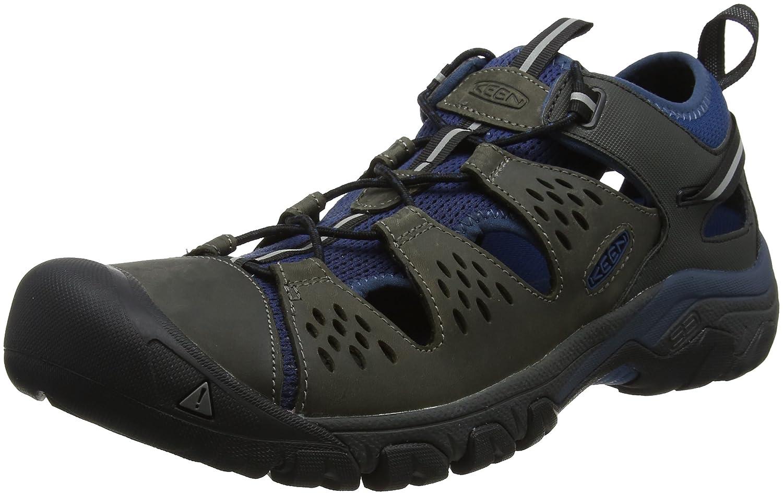 Keen Arroyo III, Zapatos de Low Rise Senderismo para Hombre 41 EU Azul (Empire/Blue Opal 0)