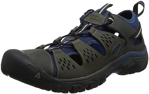 b5c717e5635 KEEN Men s Arroyo Iii Hiking Sandals Brown  Amazon.co.uk  Shoes   Bags