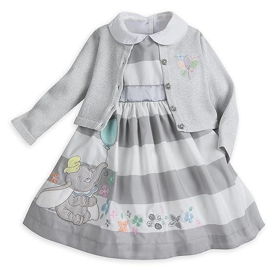 Amazon Com Dumbo Disney Dress Set For Baby Clothing