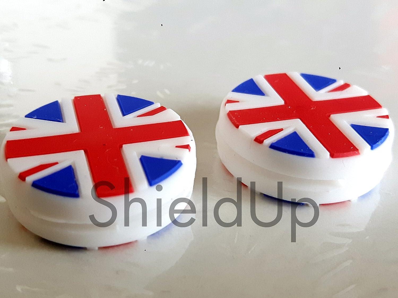 shieldup Schläger, Vibration Dämpfen | Union Jacks X 2 shieldup Schläger