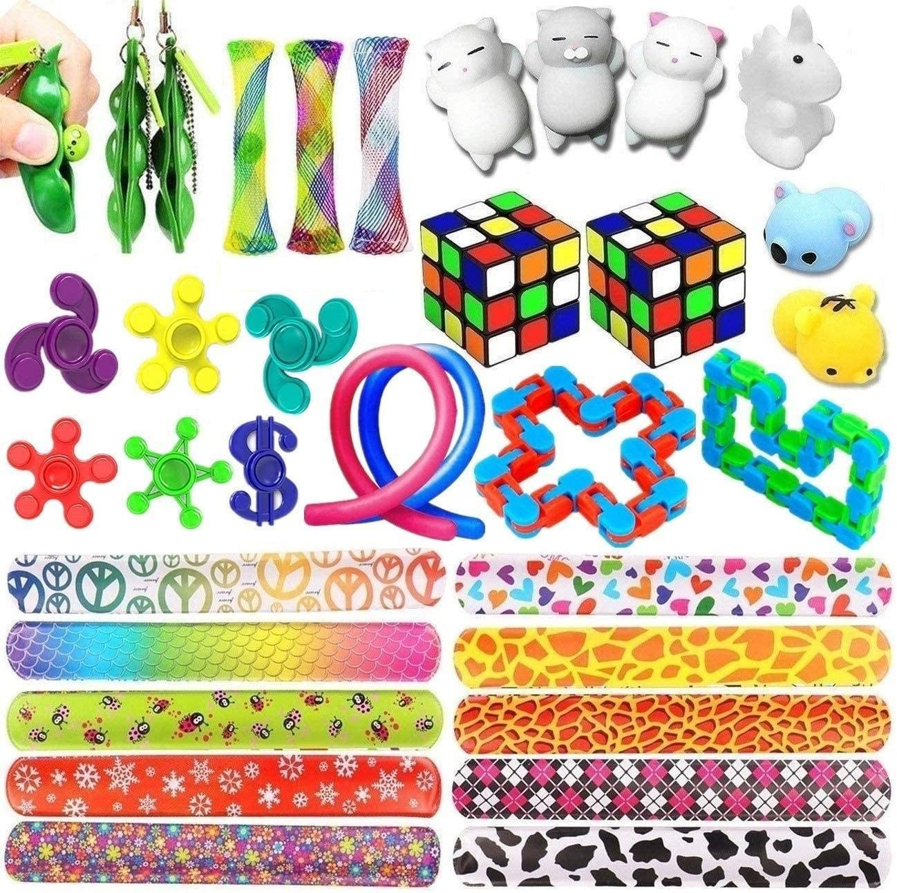 Autism Calming Sensory Toys Fun Baby Toddler Toy Gift Spectacular Colours