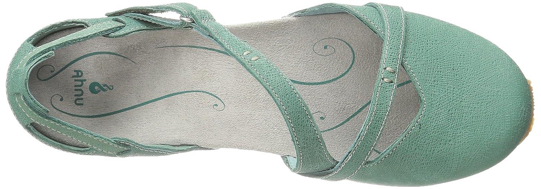 Ahnu Women's Tullia Ballet Flat B00ZUYEX2M 5 B(M) US Dusty Teal