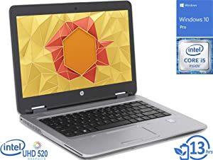 HP ProBook 640 G2 Laptop, 14
