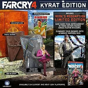 Far Cry 4 Kyrat Edition - PlayStation 4 by Ubisoft: Amazon.es ...