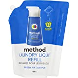 Method Fresh Air Laundry Liquid Refill for 85 Washes, 1020 ml