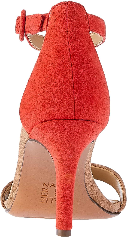 Naturalizer Damen Kinsley Sandale Papaya Red Toasted 0nHwC