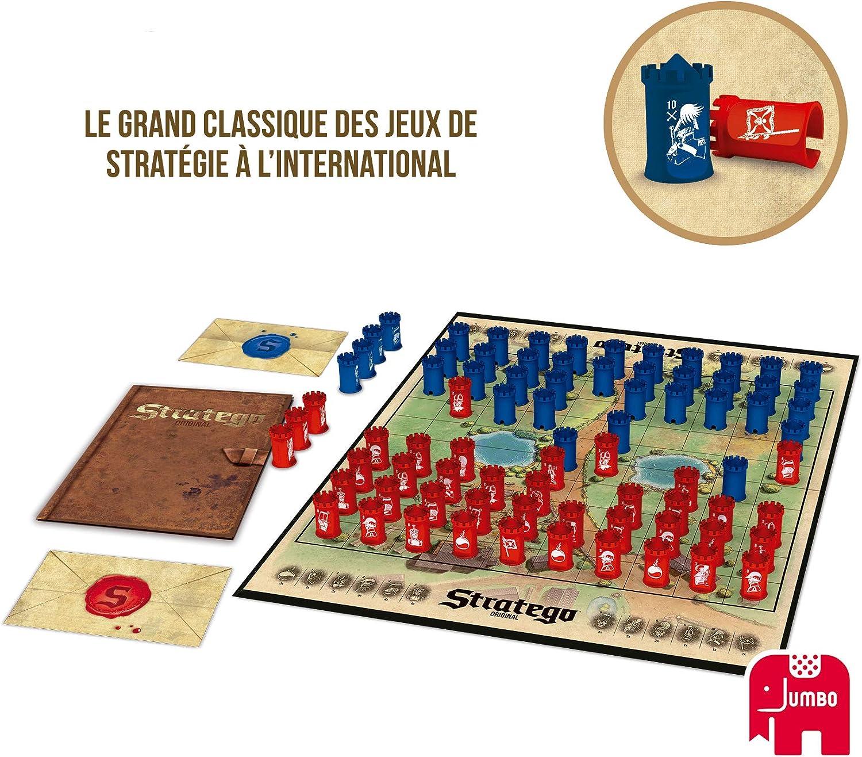 Diset- Juego Stratego Original (80516): Amazon.es: Juguetes y juegos