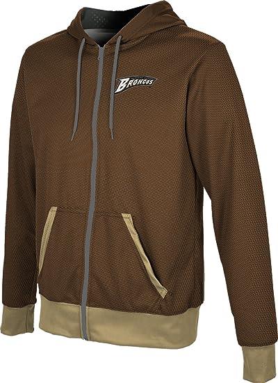 ProSphere Men's Western Michigan University Embrace Full-zip Hoodie L