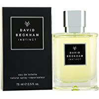 David Beckham Instinct 2.5oz EDT Spray For Men (2.5 Ounce)