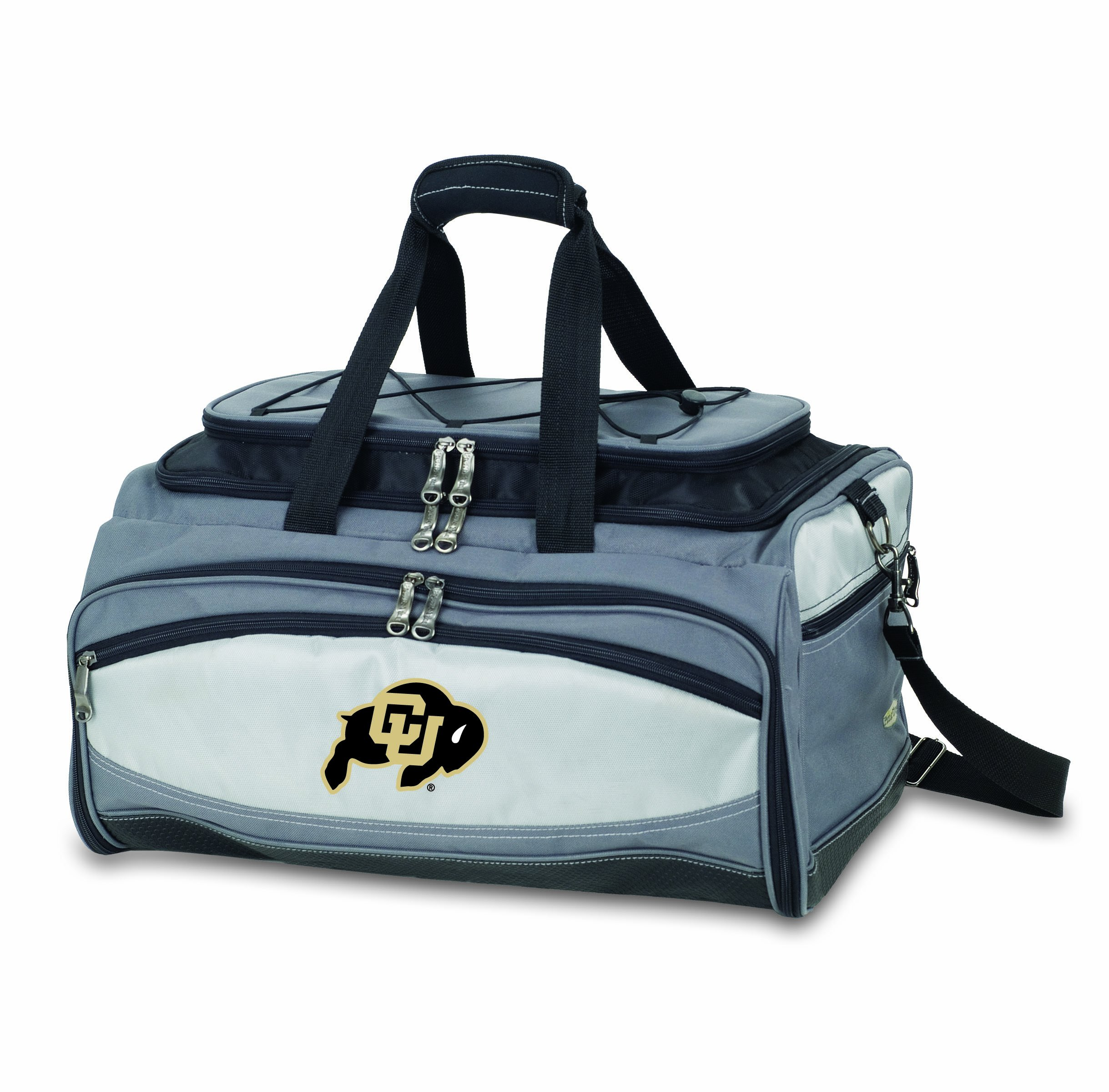 NCAA Colorado Buffaloes Buccaneer Tailgating Cooler with Grill