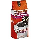 Dunkin' Donuts Original Blend Whole Bean Coffee, Medium Roast, 12 Ounces, 6 Count