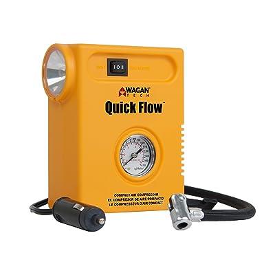 Wagan (EL2020) Quick Flow Compact Air Compressor: Automotive