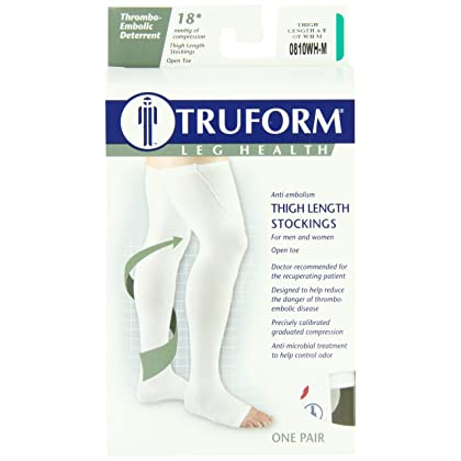 b1049573bab ... Truform 0810 Anti-Embolism Stockings