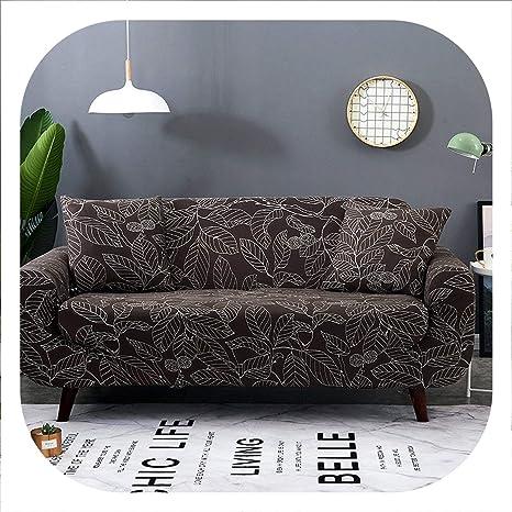 New face Funda para sofá elástica, Color Beige, para sofá de ...