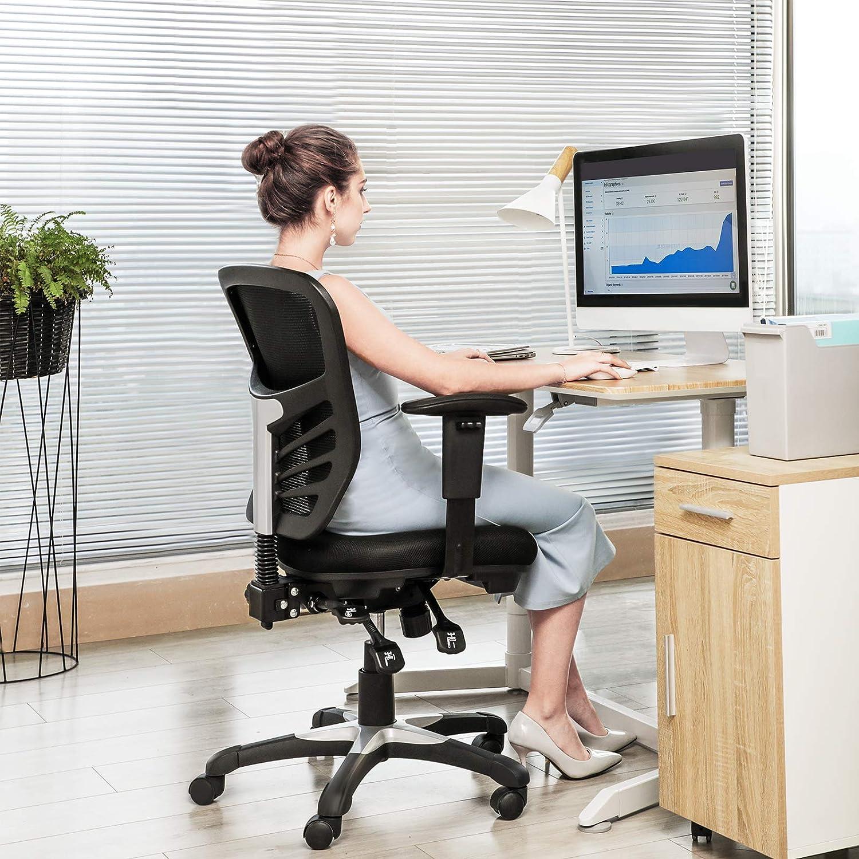 Bürostuhl für kleine Menschen
