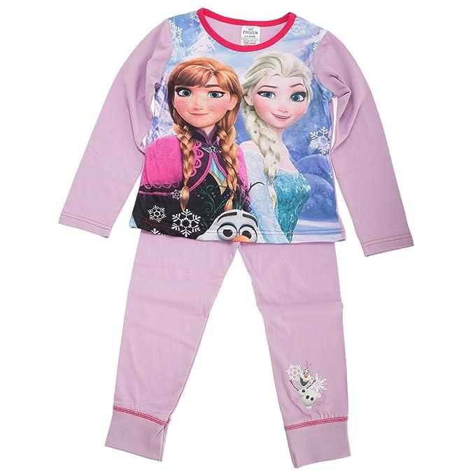 Disney Frozen - Conjunto de pijama de Princesa para niñas (9-10 años/