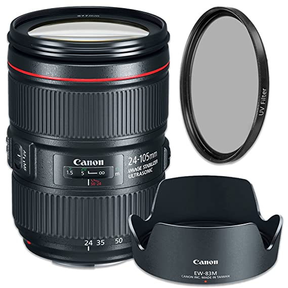 Review Canon EF 24–105mm f/4L