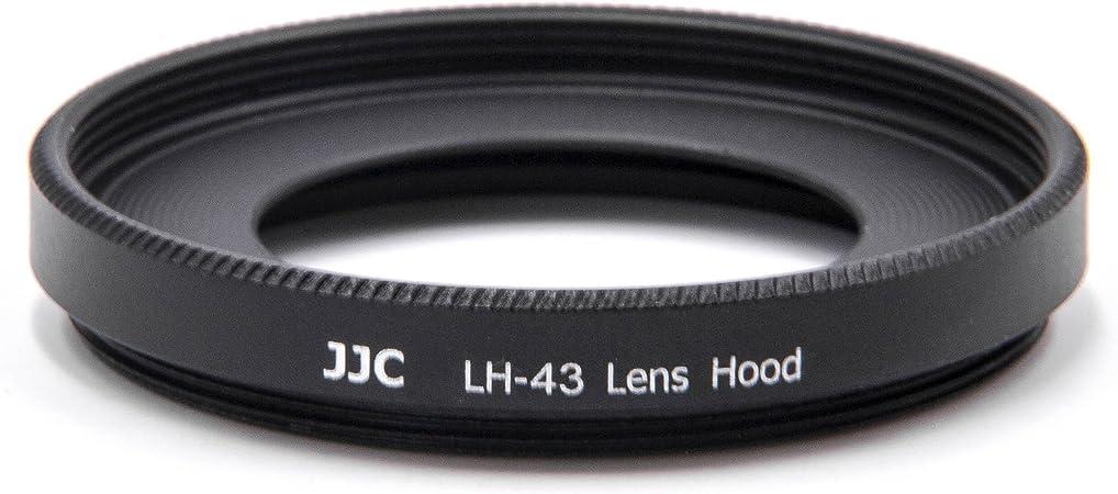 Vhbw Aluminium Gegenlichtblende Streulichtblende Kamera