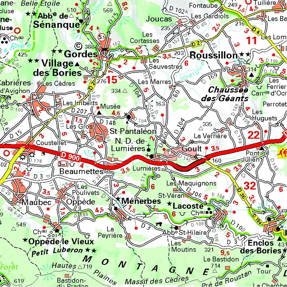 Cartina Francia Sud Dettagliata.Pescărus De Mare Drifting Frumoasa Cartina Della Provence Amazon Confettidarling Com