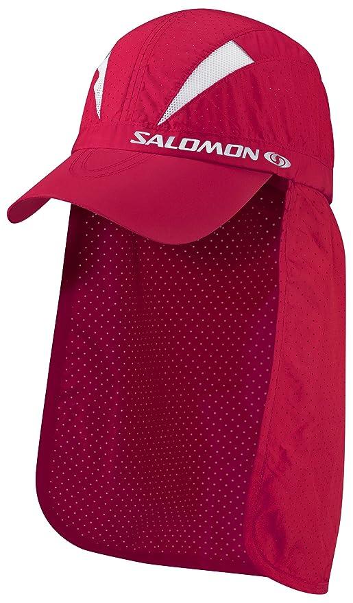 SALOMON - Gorra, tamaño L - XL, Color Matador - x: Amazon.es: Deportes y aire libre
