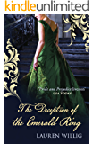 The Deception of the Emerald Ring (Pink Carnation Book 3)