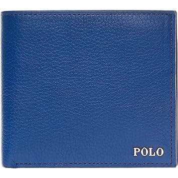 31065cc16b7 Polo Ralph Lauren - Cartera para Hombre Azul Azul  Amazon.es  Equipaje