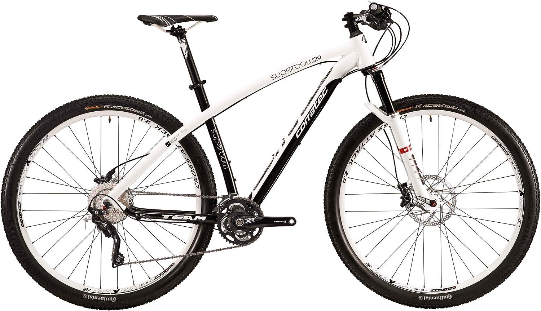 Corratec MTB SB Team 29 - Bicicleta de montaña, Talla M (165-172 cm), Color Negro: Amazon.es: Deportes y aire libre