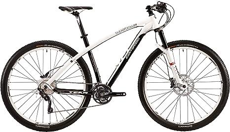 Corratec MTB SB Team 29 - Bicicleta de montaña, Talla L (173-182 cm), Color Negro: Amazon.es: Deportes y aire libre