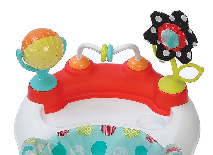 Amazon.com: Kolcraft Tiny Steps Jubliee - Andador para bebés ...