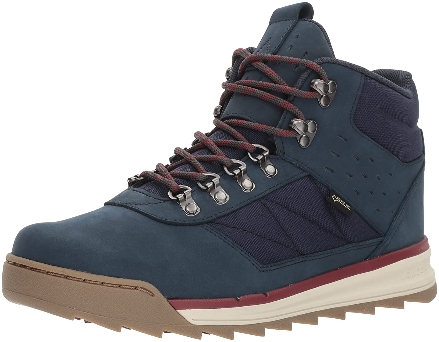 Navy Volcom Mens Shelterlen GTX Boot Winter Boot