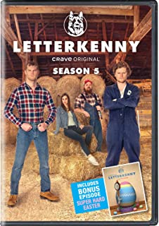 Letterkenny: Season 6: Amazon ca: Jared Keeso, Nathan Dales