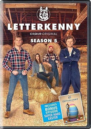 Letterkenny: Season 5: Amazon ca: Jared Keeso, Nathan Dales