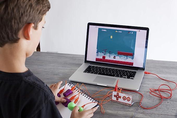 Makey Makey Kit de una invención para Todos: Amazon.es: Amazon.es