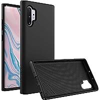 RhinoShield Coque pour Samsung Galaxy Note10+ [SolidSuit] | Technologie Absorption des Chocs [Résiste aux Chutes de Plus de 3,5 mètres] - Noir Classic