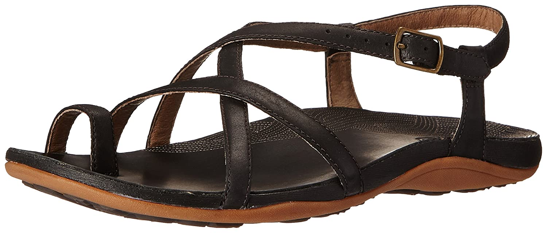 Chaco Women's Dorra Sandal B00KWKQRKK 11 B(M) US Black