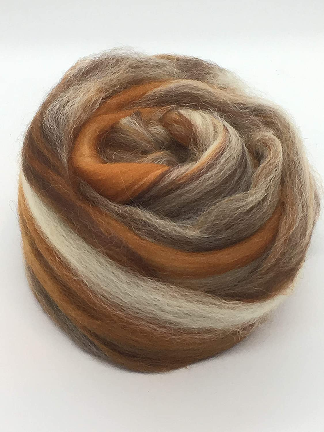 Shep de Cafe Latte lana (Merino, cable de Spinning, fieltro ...
