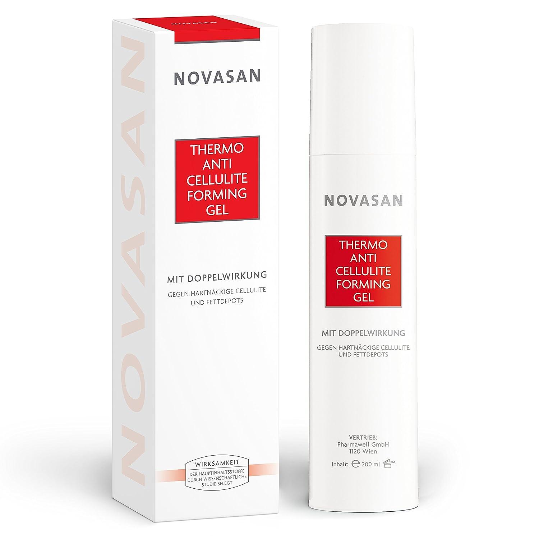 Novasan Thermo Anti Cellulite Forming Creme Gel 200ml Lotion