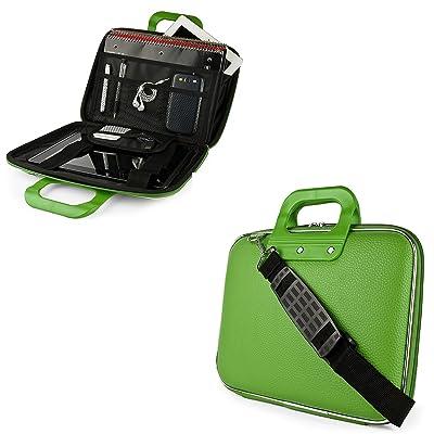 11.6 to 12.5Inch Laptop Sleeve Case Cover Shoulder Bag Briefcase Messenger Bag for Apple MacBook Pro 13.3 / MacBook 12 / Fujitsu Stylistic 11.6 / Google Pixelbook 12.3 / Huawei MateBook X